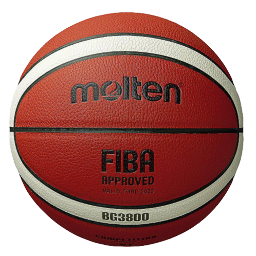 Molten BG3800 Size 7 Leather Basketball Ball