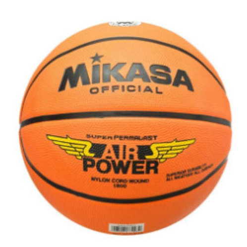 Mikasa-Airpower Rubber Basketball Emboss Official Size 7