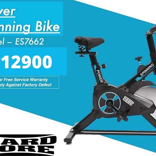 Hard Core Power Spinning Bike Model ES7662