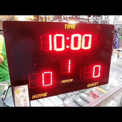 """14"""" x 22"""" LED Basketball Scoreboard"""