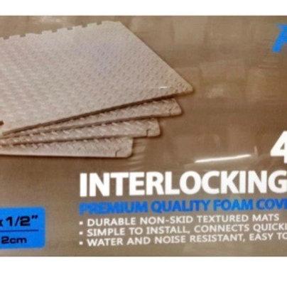 PRCTZ Set of 4 Interlocking Mats