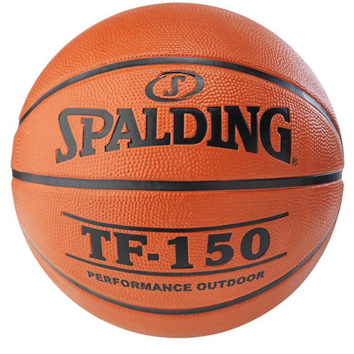 Spalding Basketball Rubber Brown TF-150