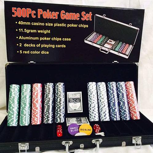 Poker Game Set