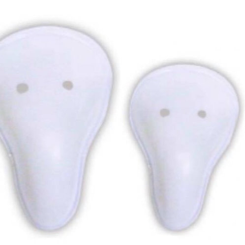 Excalibur White Protector Cups