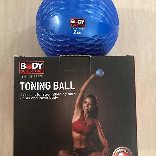 2kg Toning Ball