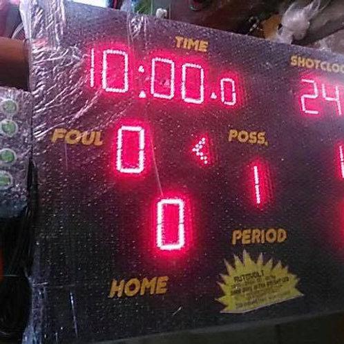"""26"""" x 36"""" LED Scoreboard"""