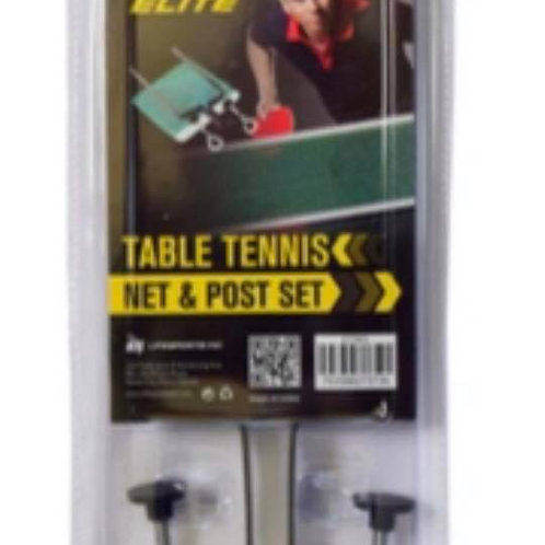 Elite Table Tennis Post and Net Set
