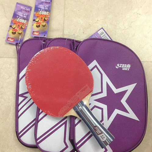 DHS Table Tennis Racket with full cover