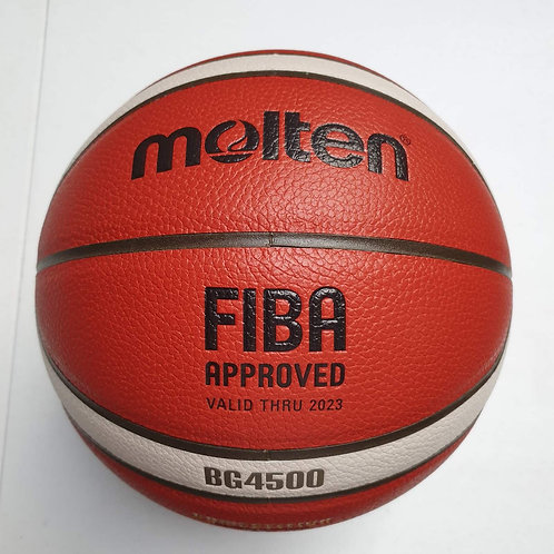 Molten BG4500 Size 7 Leather Basketball Ball