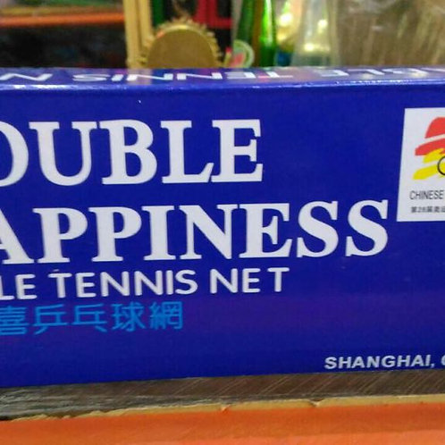 Double Happiness Table Tennis Net