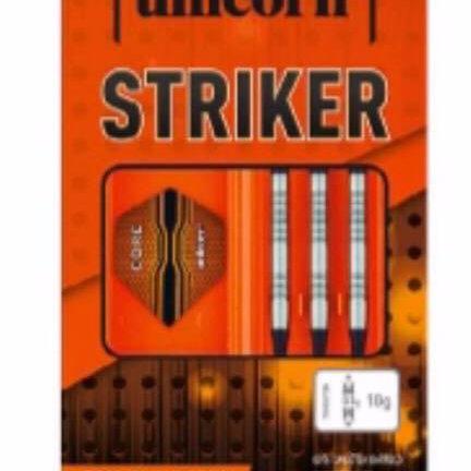Unicorn Striker 80% Tungsten 10 Rings