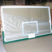 Tempered glass 3.5ft x 6ft x 12mm Basketball Board (Check Description)