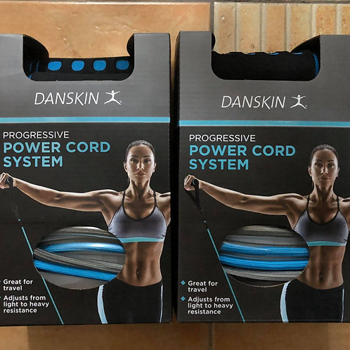 Danskin Progressive Power Cord System