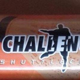 Challenger Tube of 6 Plastic Shuttlecocks
