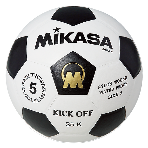 Mikasa-S5-K Play Off Synthetic Leather Official Size 5