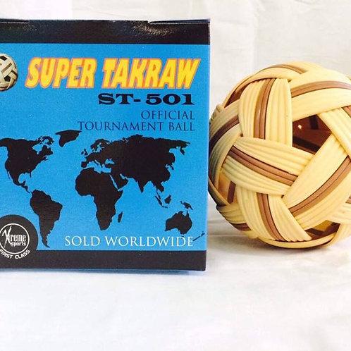 Super Takraw 501 Sepak Takraw Ball
