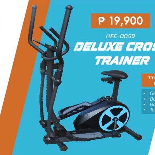 Hard Core Deluxe Cross Trainer Model HFE-0059