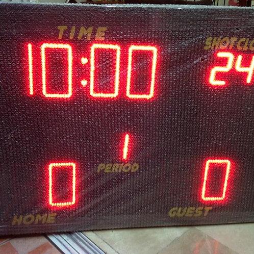 "30"" x 42"" LED Scoreboard GYRO 206"