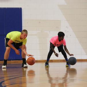 Ball Handling Drills - Beginner