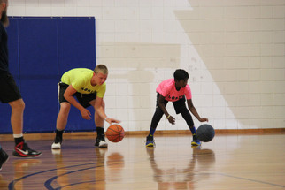 Ball Handling Drills - Beginner