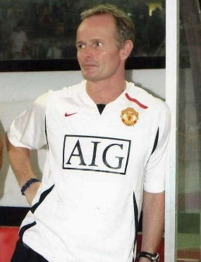 Mick Clegg, Power Development Coach at Manchester United (Strength and Conditioning)