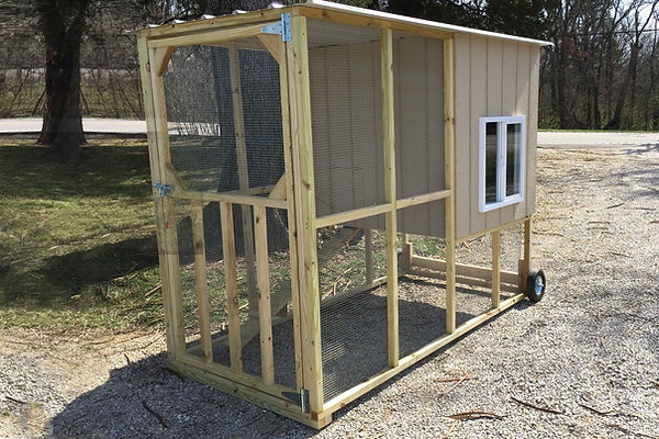 Chicken Coop - Condo - St. Louis, MO - A+ Builds