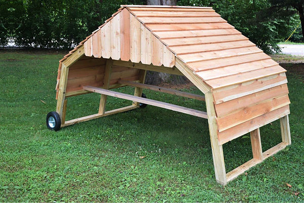 Chicken Coop - Weather Guard - St. Louis, MO - A+ Builds