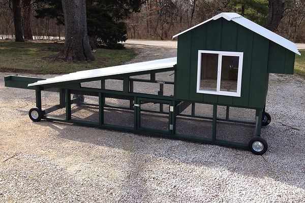 Chicken Coop - Deluxe Mansion - St. Louis, MO - A+ Builds