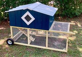 chicken coops - chicken tractor - missouri - illinois - st. louis - chickens - ducks - coops
