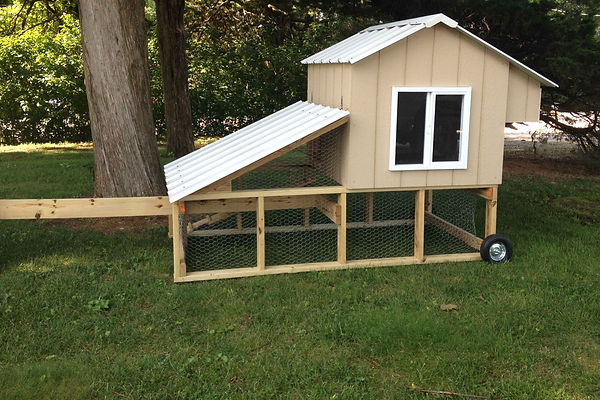Chicken Coop - Mansion - St. Louis, MO - A+ Builds
