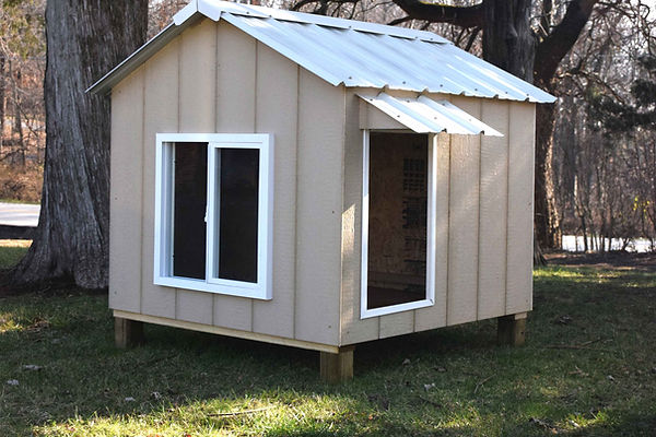 Dog House - Hut - St. Louis, MO - A+ Builds