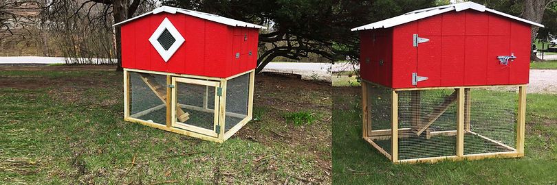Chicken Coop - Coop De Villa - St. Louis, MO - A+ Builds