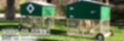 Chicken Coop - Coop De Villa Tractor - St. Louis, MO - A+ Builds