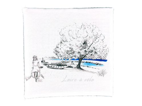 Essuie tout réutilisable - Loire à vélo