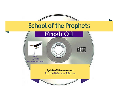 Spirit of Discernment