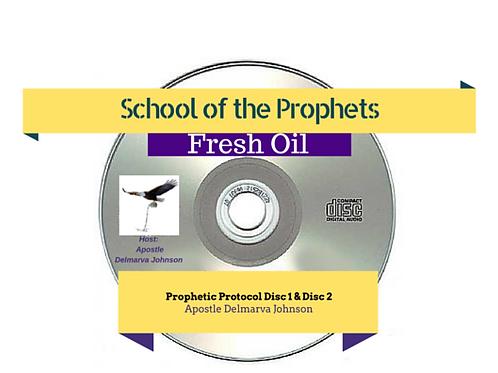 Prophetic Protocol Disc 1 & Disc 2