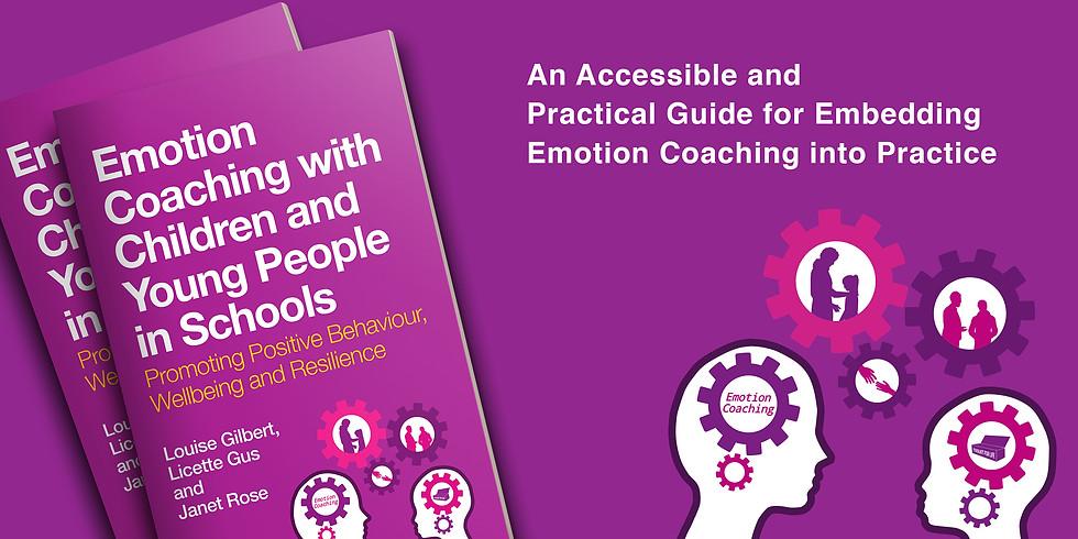 Emotion Coaching Virtual Book Launch