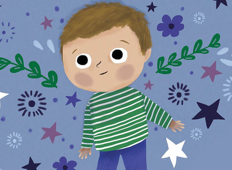 Little Big Feelings, books to help little ones recognise and manage difficult feelings