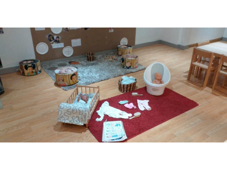 First Emotion Coaching UK accredited Nursery