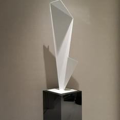 White Polygon 1770