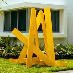 Yellow Cross -Line 2218