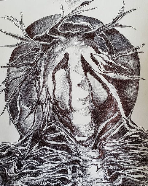Debora Alanna - Branching Roots_Rooting