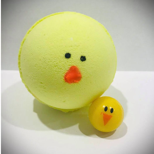 Cheep Cheep Bath Bomb Duck