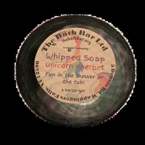 Unicorn Whipped Soap