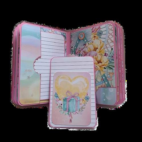 Flowers & Hearts Journal
