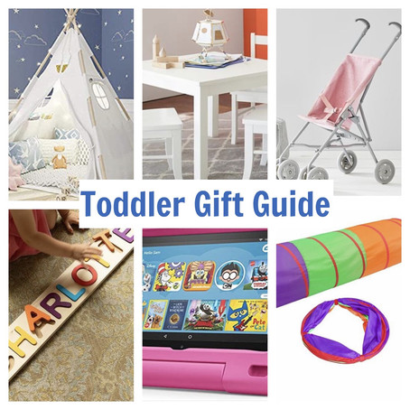 Holiday gift guide - Toddlers 2020