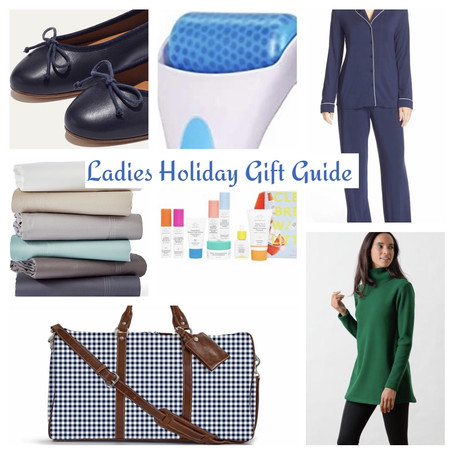 Holiday gift guide - Ladies 2020