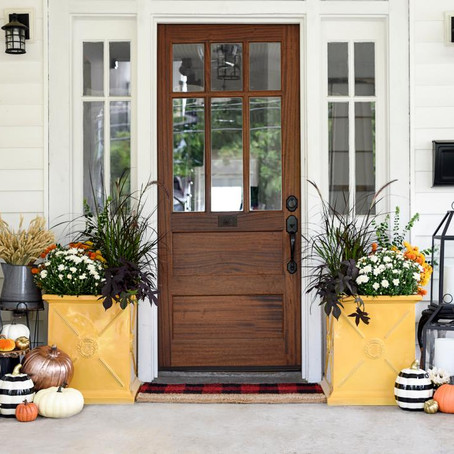 Tips To Transition Your Home For Fall