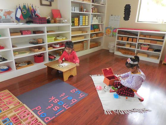 Li'lSprouts Montessori School