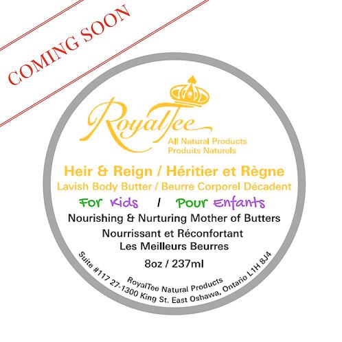 HEIR & REIGN Lavish Body Butter